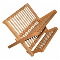 Totally Bamboo 20-8517 Bamboo Dish Rack