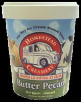 Homestead Creamery Butter Pecan Ice Cream