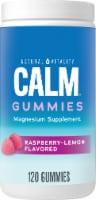 Natural Vitality Calm Magnesium Supplement Gummies