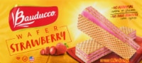 Bauducco Strawberry Wafer Cookies
