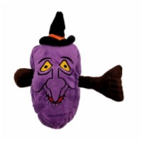 Charming Pet CHM-61235 Halloween Topper Dog Toy, Witch - One Size - 1