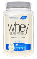 Integrated Supplements Vanilla Whey Isolate Protein Powder