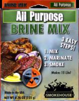 Smokehouse Products All Purpose Brine Mix