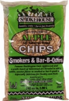Smokehouse Products Apple Wood Bar-B-Que Chips - 1.75 lb