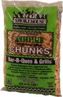 Smokehouse Products Apple Wood Chunks - 1 ct