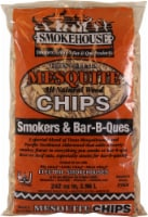 Smokehouse Products Mesquite Wood Chips - 3.96 L