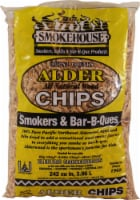 Smokehouse Products Alder Wood Bar-B-Que Chips - 1.75 lb