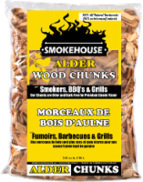 Smokehouse Products Alder Wood Chunks - 1 ct