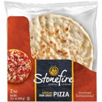 Stonefire Artisan Flatbread Thin Pizza Crusts 2 Count