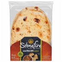 Stonefire Garlic Mini Naans