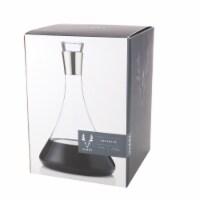 Viski Chrome Decanter - 60 oz