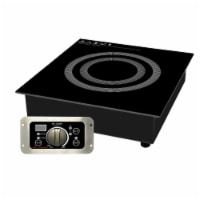 Sunpentown SR-108MR Built-in Non cooking & Hold Only Induction Warmer, Black