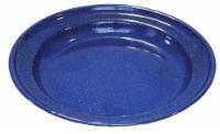 Caddis Enamel Plate - Blue