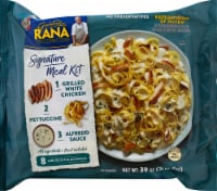 Rana Grilled White Chicken Fettuccine with Alfredo Sauce Signature Meal Kit - 39 oz