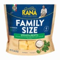 Rana Spinach and Ricotta Ravioli Family Size - 20 oz