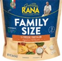 Rana 5 Cheese Tricolor Tortelloni - 20 oz