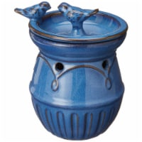 Common Scents Scentsationals Scented Blue Birds Full Size Ceramic Wax Warmer - Blue - 1 unit