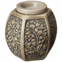 Common Scents Carved Laurel Full Size Wax Warmer - 1 unit