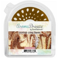 Scentsationals 1-Aromabreeze High Scented Fragrance Disc Halo -Coffee Cake Swirl - 1 unit