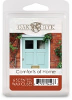 Oak & Rye Comforts of Home Scented Wax Cubes