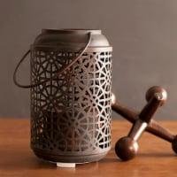 Scentsationals 1-Fragrance Fan Unit and 1 Decorative Canopy Aromabreeze - Swinging Lantern - 1 unit