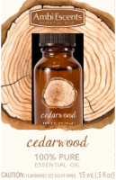 AmbiEscents™ Cedarwood Essential Oil