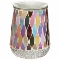 Scentsationals Home Indoor Decorative MOSAIC Pearl Full Size Wax Warmer - 1 unit