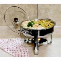 Cook Pro 583 4 Qt Heavy Duty Professional Chafing Dish - 1