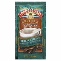 Land O' Lakes Cocoa Classics Irish Creme Hot Chocolate Mix - 1.25 oz