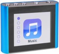 Fit Clip Plus Blue 8gb 1.8 Mp3 + Video Player - 1