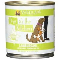 PF 98200489 10 oz Dogs In The Kitchen Lamborghini Lamb & Pumpkin Food - Pack of 12