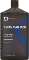 Every Man Jack Body Wash Mint