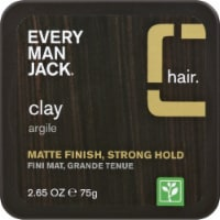 Every Man Jack Clay Argile Matte Finish Strong Hold