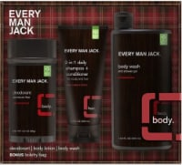 Every Man Jack Cedarwood Body Kit