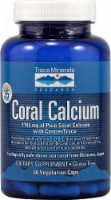 Trace Minerals Research Coral Calcium Vegetarian Capsules 1145mg