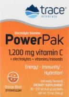 Trace Minerals Electrolyte Stamina Power Pak Orange Blast Dietary Supplement Packets