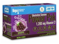 Trace Minerals Research  Electrolyte Stamina Power Pak   Grape - 30 Packets