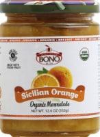 Bono Organic Marmalade Sicilian Orange
