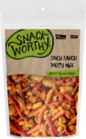 Snackworthy Spicy Ranch Party Mix Trail Mix - 19.5 oz
