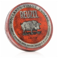 Reuzel Red Pomade (Water Soluble, High Sheen) 113g/4oz
