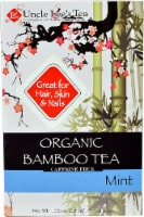 Uncle Lee's  Organic Bamboo Tea   Mint