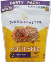 Crunchmaster Original Mult-Seed Crackers Party Pack