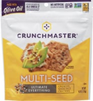 Crunchmaster Multi-Seed Ulimate Everything Baked Crackers