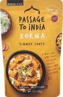 Passage Foods to India Korma Mild Simmer Sauce