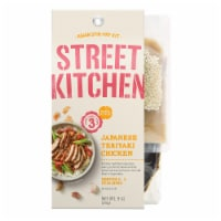 Street Kitchen Japanese Teriyaki Chicken Asian Stir Fry Kit