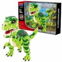 Tyrannosaurus Rex Dinosaur Nano Blocks - 1,457 Blocks