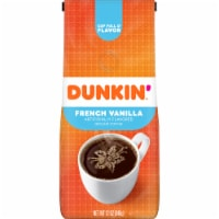 Dunkin' Donuts French Vanilla Ground Coffee