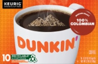 Dunkin' Donuts Colombian Coffee K-Cup Pods