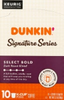Dunkin' Signature Series Select Bold Dark Roast Blend K-Cup Coffee Pods