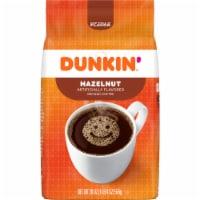Dunkin' Caffeinated Ground Hazelnut Coffee